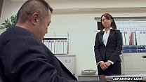 japanhdv New Office Lady Anna Takizawa scene1 trailer - 9Club.Top