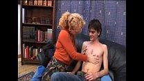 Boy seduced by his sexy auntie! pornhub video