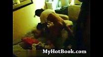 Teen couple banging recorded by hidden camera