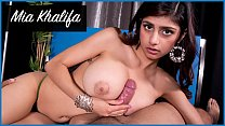 BANGBROS - Mia Khalifa Looks Stunning As She Gets Her Arab Pussy Stretched By Carlo Carrera
