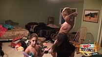Gigi's Sex Circus - 2 Girls 1 Vibrator