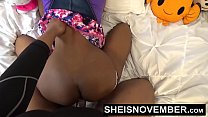 Little black girl fucking big cock tight mouth blowjob for Sheisnovember