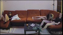 Awesome group masturbation Voyeur Villa. Thumbnail