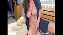 busty girl cam-slut squirts WWW.STRIPLIVE.EU video