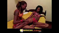 African sisters in lesbian amateur video's Thumb