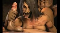 Mortal kombat porn spidera1