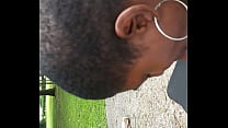 Thot Head In Park