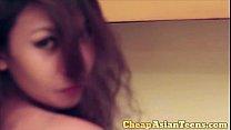 小さなおっぱい 18 Yo Flat-Chested Model Casting - Cheapasianteens.com