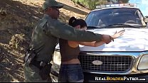 Border Agent Blackmailed Illegal Spanish Student