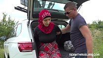 19373 Unfaithful naughty Muslim wife preview