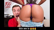 BANGBROS - Sexy PAWG Gianna Nicole Bounces Her Big Ass On The Flesh Pole