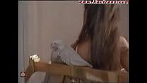 Deborah Caprioglio fully nude doggystyle sex