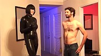 I Submitted to a Transexual Dominatrix