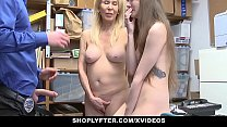 [Madhavi Nude] • granddaughter and grandmother duo fuck lp officer after getting cau thumbnail
