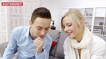 LETSDOEIT - Hungarian Babe Zazie Skymm Gets Anal Sex From Czech Stud Preview