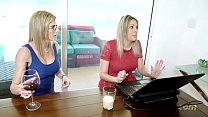 Aunt and Son Mind Control Religious Mom - Cory Chase - VideoMakeLove.Com