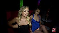 GIRLS GONE WILD - Young Teen With Nice Pussy Masturbating In Night Club