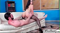 (Katrina Jade) Busty Office Slut Girl In Hardcore Sex Scene clip-14 preview image