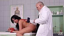 Beautiful French Girl Fucked good in Clinic Pt. 2 preview image