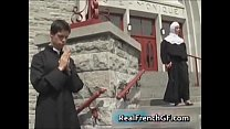 frenchgfs as nun video