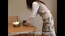 #003 Young Wife s Self Spanking's Thumb