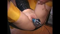 Image: Home Squirt Party-Young PAWG cums gushing squirt-FULL HD video now on RED