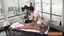 Blonde Milf Gets It Rough On The Massage Table thumb