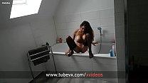 VISIT-X Deutsche mit dicken Titten steckt Eiswürfel in Fotze tumblr xxx video