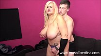 Musa Libertina plays with young guy Thumbnail