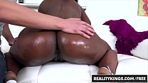 RealityKings - Round and Brown - (Ebony Sonny Nash) - Licking Ebony pornhub video