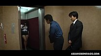 Curvaceous brunette, Airi Ai doesn't even want to stop fucking thumbnail