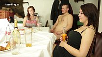 Crazy party with nice vaginas and tits. Worth to watch!