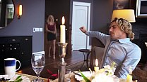 MissaX.com - The Divorce Party - (Brooklyn Chase Jessa Rhodes Tyler Nixon) preview image