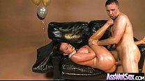 (nxgx,com) Curvy Big Butt Girl (nikki benz) Enjoy Hardcore Anal Sex Action movie thumbnail