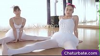 14671 Teen Girls get helped streching -https://cll.press/1KI9sjf preview