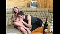 son fucks drunk mother - MOTHERYES.COM's Thumb
