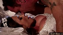 Glamcore milf pounded and cum drenched thumbnail