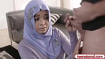 9584 Muslim housewife gets her big ass fucked by a FBI agent preview