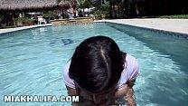 MIA KHALIFA - Sean Lawless Goes Deep Inside Of Mia Khalifa's Arab Pussy thumbnail