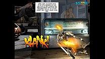 3D Comic: Dominion. Episode 10 Preview