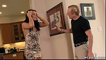 Housewife McKenzie Pierce Goes Black thumbnail