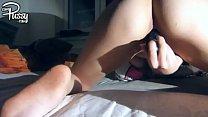 Amateur College Girl Is Masturbating And Cummin
