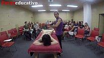 Clase 2 de masaje erótico anal Image