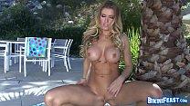 Busty Bikini Tigress Puts A Show pornhub video
