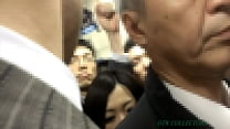 After story Real groper in Japanease train thumbnail