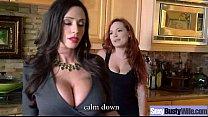 (ariella ferrera) Mature Big Round Juggs Lady Love Intercorse video-06