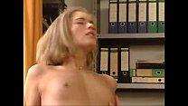 Blonde gets fucked hard in the library Vorschaubild