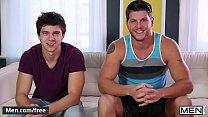 Men.com - (Ashton McKay, Will Braun) - Partners Part 1 - Drill My Hole