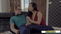 Slutty Stepmom Gives Son An Anatomy Lesson