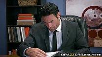 Brazzers - Big Tits at Work -  Pushing Boundaries scene starring Valentina Nappi and Charles Dera - 9Club.Top